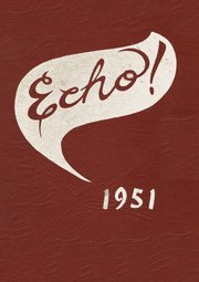Tremont High School - Echo Yearbook (Tremont, IL) online yearbook collection, 1951 Edition, Page 1