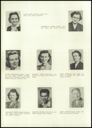Page 10, 1952 Edition, Tremont High School - Echo Yearbook (Tremont, IL) online yearbook collection
