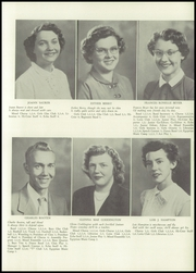 Page 13, 1952 Edition, Tremont High School - Echo Yearbook (Tremont, IL) online yearbook collection