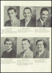 Page 15, 1952 Edition, Tremont High School - Echo Yearbook (Tremont, IL) online yearbook collection