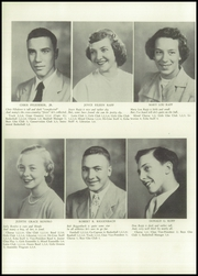 Page 16, 1952 Edition, Tremont High School - Echo Yearbook (Tremont, IL) online yearbook collection