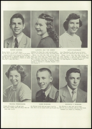 Page 17, 1952 Edition, Tremont High School - Echo Yearbook (Tremont, IL) online yearbook collection