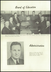 Page 8, 1952 Edition, Tremont High School - Echo Yearbook (Tremont, IL) online yearbook collection
