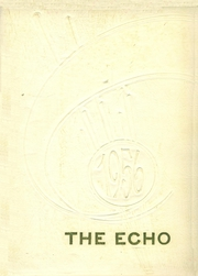 Tremont High School - Echo Yearbook (Tremont, IL) online yearbook collection, 1956 Edition, Page 1