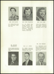 Page 10, 1956 Edition, Tremont High School - Echo Yearbook (Tremont, IL) online yearbook collection