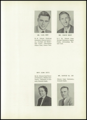 Page 11, 1956 Edition, Tremont High School - Echo Yearbook (Tremont, IL) online yearbook collection
