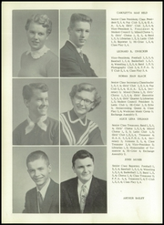 Page 14, 1956 Edition, Tremont High School - Echo Yearbook (Tremont, IL) online yearbook collection