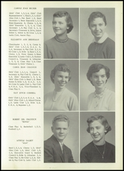 Page 15, 1956 Edition, Tremont High School - Echo Yearbook (Tremont, IL) online yearbook collection