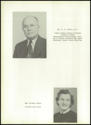 Page 8, 1956 Edition, Tremont High School - Echo Yearbook (Tremont, IL) online yearbook collection