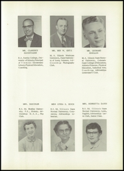 Page 9, 1956 Edition, Tremont High School - Echo Yearbook (Tremont, IL) online yearbook collection