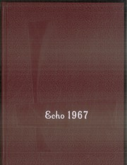 Page 1, 1967 Edition, Tremont High School - Echo Yearbook (Tremont, IL) online yearbook collection