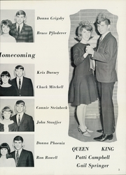 Page 9, 1967 Edition, Tremont High School - Echo Yearbook (Tremont, IL) online yearbook collection