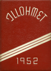 Page 1, 1952 Edition, Metropolis High School - Illohmet Yearbook (Metropolis, IL) online yearbook collection