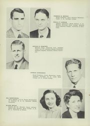Page 12, 1952 Edition, Metropolis High School - Illohmet Yearbook (Metropolis, IL) online yearbook collection