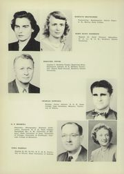 Page 14, 1952 Edition, Metropolis High School - Illohmet Yearbook (Metropolis, IL) online yearbook collection