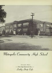 Page 7, 1952 Edition, Metropolis High School - Illohmet Yearbook (Metropolis, IL) online yearbook collection