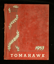 1953 Edition, Neoga High School - Tomahawk Yearbook (Neoga, IL)