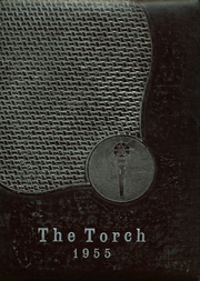 1955 Edition, Arcola High School - Torch Yearbook (Arcola, IL)