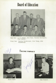 Page 14, 1955 Edition, Arcola High School - Torch Yearbook (Arcola, IL) online yearbook collection
