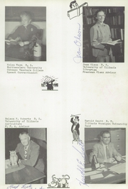 Page 17, 1955 Edition, Arcola High School - Torch Yearbook (Arcola, IL) online yearbook collection