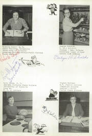 Page 18, 1955 Edition, Arcola High School - Torch Yearbook (Arcola, IL) online yearbook collection