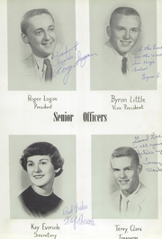 Page 21, 1955 Edition, Arcola High School - Torch Yearbook (Arcola, IL) online yearbook collection