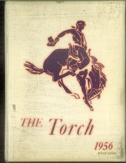 1956 Edition, Arcola High School - Torch Yearbook (Arcola, IL)