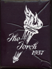 1957 Edition, Arcola High School - Torch Yearbook (Arcola, IL)