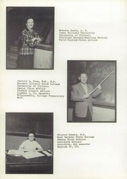 Page 16, 1957 Edition, Arcola High School - Torch Yearbook (Arcola, IL) online yearbook collection