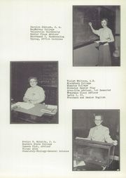 Page 17, 1957 Edition, Arcola High School - Torch Yearbook (Arcola, IL) online yearbook collection