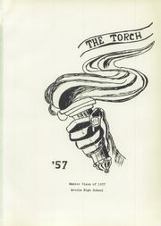 Page 5, 1957 Edition, Arcola High School - Torch Yearbook (Arcola, IL) online yearbook collection