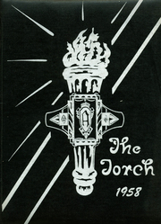1958 Edition, Arcola High School - Torch Yearbook (Arcola, IL)