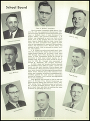 Page 11, 1958 Edition, Forreston High School - Cardinal Yearbook (Forreston, IL) online yearbook collection