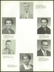 Page 14, 1958 Edition, Forreston High School - Cardinal Yearbook (Forreston, IL) online yearbook collection