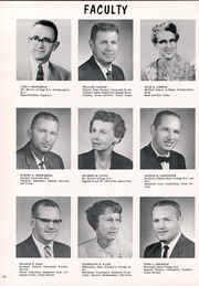 Page 14, 1962 Edition, Forreston High School - Cardinal Yearbook (Forreston, IL) online yearbook collection