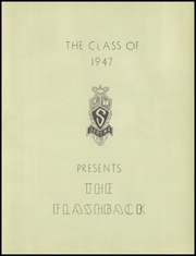 Page 5, 1947 Edition, Serena High School - Flashback Yearbook (Serena, IL) online yearbook collection