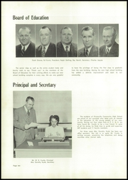 Page 14, 1952 Edition, Princeville High School - Maroon Yearbook (Princeville, IL) online yearbook collection