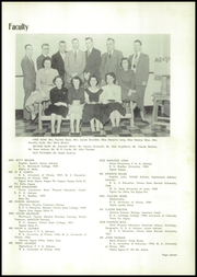 Page 15, 1952 Edition, Princeville High School - Maroon Yearbook (Princeville, IL) online yearbook collection