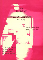 Page 5, 1976 Edition, Princeville High School - Maroon Yearbook (Princeville, IL) online yearbook collection