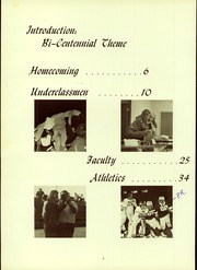 Page 6, 1976 Edition, Princeville High School - Maroon Yearbook (Princeville, IL) online yearbook collection