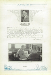 Page 17, 1927 Edition, Georgetown High School - Buffalo Yearbook (Georgetown, IL) online yearbook collection