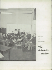 Page 11, 1949 Edition, Georgetown High School - Buffalo Yearbook (Georgetown, IL) online yearbook collection