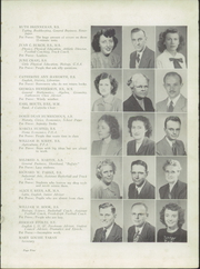 Page 13, 1949 Edition, Georgetown High School - Buffalo Yearbook (Georgetown, IL) online yearbook collection