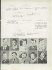 Page 17, 1949 Edition, Georgetown High School - Buffalo Yearbook (Georgetown, IL) online yearbook collection