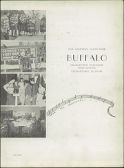 Page 7, 1949 Edition, Georgetown High School - Buffalo Yearbook (Georgetown, IL) online yearbook collection