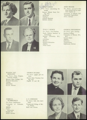 Page 10, 1955 Edition, Georgetown High School - Buffalo Yearbook (Georgetown, IL) online yearbook collection