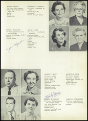 Page 11, 1955 Edition, Georgetown High School - Buffalo Yearbook (Georgetown, IL) online yearbook collection