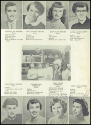 Page 15, 1955 Edition, Georgetown High School - Buffalo Yearbook (Georgetown, IL) online yearbook collection