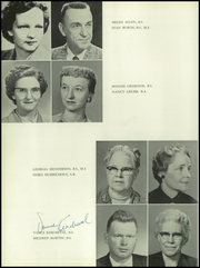 Page 12, 1957 Edition, Georgetown High School - Buffalo Yearbook (Georgetown, IL) online yearbook collection