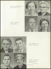 Page 13, 1957 Edition, Georgetown High School - Buffalo Yearbook (Georgetown, IL) online yearbook collection